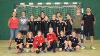D-Jugend der HSG ist  Kreismeister 2017/2018